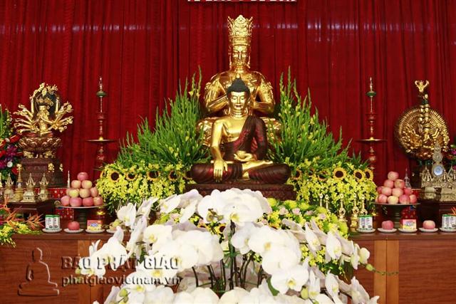 Khoá Tu Vajrasattava – Kim Cương Tát Đoả Và Đại lễ húy kỵ Tổ sư chùa Khúc Thuỷ – Mật viện Thắng Nghiêm
