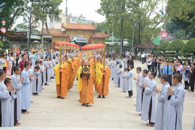 Đoàn GHPGVN dự Đại hội Liên hữu Phật giáo Thế giới, lần thứ 27