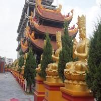 Giới thiệu sơ lược lịch sử chùa Thắng Nghiêm