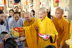 Tiểu sử Đức Đệ Tam Pháp Chủ Giáo Hội Phật Giáo Việt Nam