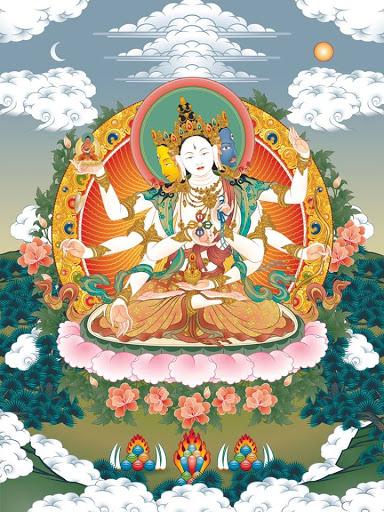 Pháp Thoại: Giới thiệu phương pháp hành trì nghi quỹ Phật Đỉnh Tôn Thắng Đà Ra Ni.