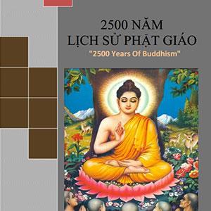 2500 Năm Lịch Sử Phật Giáo – P. V. Bapat, 86 Trang