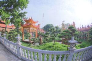 Cảnh chùa Thắng Nghiêm